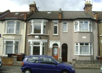 Thumbnail 3 bed terraced house to rent in Campbell Avenue, Ilford