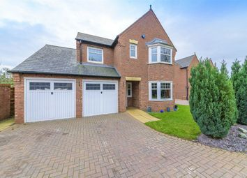 Thumbnail 4 bed detached house for sale in St Peters Walk, Admaston, Telford, Shropshire