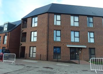 Thumbnail 1 bed flat for sale in Ketley Park Road, Ketley, Telford