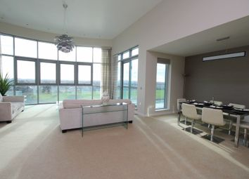 Thumbnail 3 bed flat for sale in River Crescent, Waterside Way, Colwick