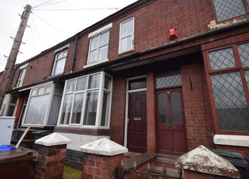Thumbnail 4 bed terraced house to rent in North Street, Hartshill, Stoke-On-Trent