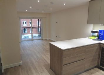 Thumbnail 1 bed flat to rent in Golding House, Beaufort Square, Colindale