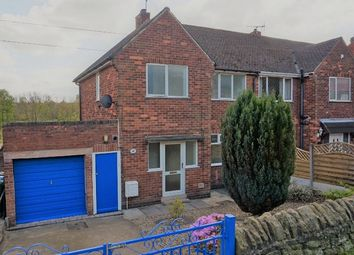 Thumbnail 3 bed semi-detached house for sale in Spital Lane, Spital, Chesterfield