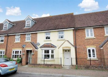 Thumbnail 3 bed terraced house to rent in Whittingham Drive, Wroughton, Wiltshire