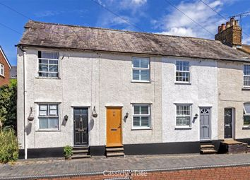 2 bed terraced house for sale in Old London Road, St. Albans, Hertfordshire AL1