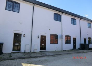 Thumbnail 2 bed terraced house to rent in Castle Mews, Crown Lane, Ludgershall, Andover