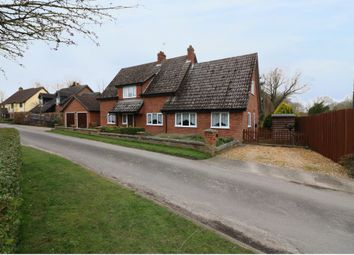 Thumbnail 4 bed detached house for sale in Cherry Tree Lane, Botesdale, Diss