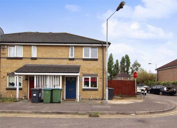 Thumbnail 2 bedroom end terrace house for sale in Brunel Road, Walthamstow, London