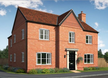 Thumbnail 4 bed detached house for sale in The Winster, Trinity Gardens, Ling Road, Loughborough