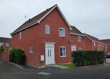 Thumbnail 3 bed semi-detached house to rent in Garlandstone Walk, Hempsted, Gloucester