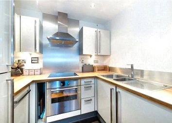 Thumbnail 1 bed flat to rent in Proton Tower, 8 Blackwall Way, London