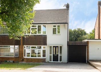 Thumbnail 3 bed semi-detached house for sale in Forgefield, Biggin Hill, Westerham
