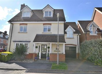 Thumbnail 4 bedroom detached house for sale in Cleveland Way, Stevenage, Herts