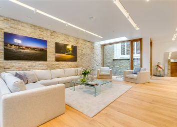 Thumbnail 3 bed mews house to rent in Bingham Place, Marylebone, London
