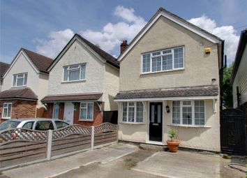 Thumbnail 3 bed detached house to rent in Bourneside Road, Addlestone, Surrey