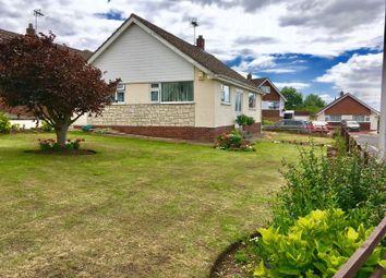 Thumbnail 2 bed detached bungalow for sale in Brunel Close, Bleadon, Weston-Super-Mare