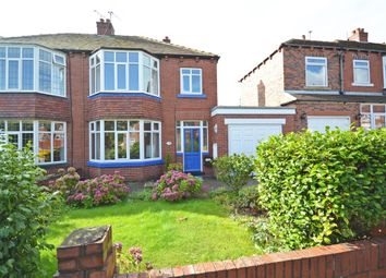 Thumbnail 3 bed semi-detached house for sale in Beechwood Grove, Horbury, Wakefield