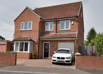 Thumbnail 5 bed detached house for sale in Lingfield Drive, Eaglescliffe, Stockton-On-Tees, Durham