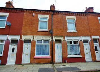Thumbnail 3 bed terraced house for sale in Down Street, Belgrave, Leicester