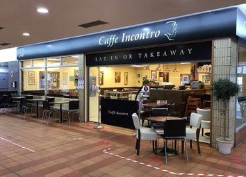 Restaurant/cafe for sale in Brunswick Arcade, Airedale Centre, Keighley BD21