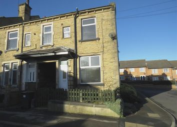 Thumbnail 3 bed end terrace house for sale in Charnwood Road, Bradford