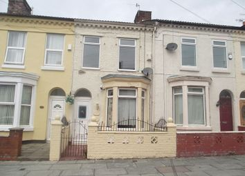 Thumbnail 3 bedroom terraced house to rent in Isaac Street, Toxteth, Liverpool