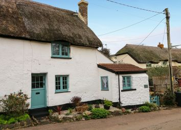 Thumbnail 1 bed cottage for sale in Holcombe Village, Holcombe, Dawlish
