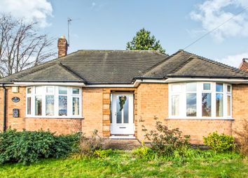 Thumbnail 2 bed detached bungalow for sale in Clipstone Road West, Forest Town, Mansfield