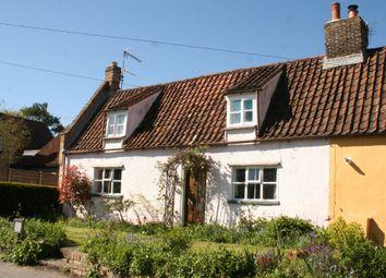 Thumbnail 2 bed semi-detached house for sale in Mill Street, Isleham, Ely