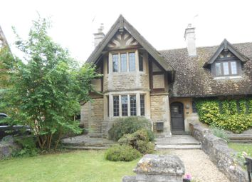 Thumbnail 2 bed semi-detached house to rent in Post Office Cottages, Ketton Road, Hambleton, Oakham
