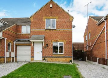 2 bed semi-detached house for sale in Cannon Close, Rawmarsh, Rotherham S62