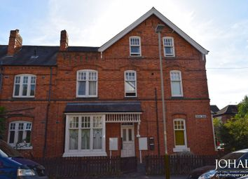 Thumbnail 1 bed flat to rent in Cross Road, Leicester