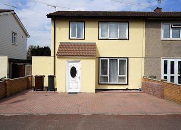 Thumbnail 3 bedroom terraced house for sale in Wellington Drive, Dagenham