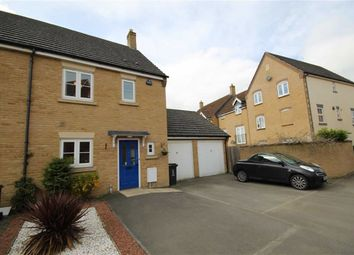 Thumbnail 3 bed end terrace house for sale in Truscott Avenue, Redhouse, Swindon