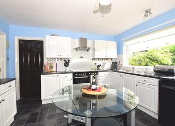 Thumbnail 4 bed detached house for sale in Staplers Road, Newport, Isle Of Wight