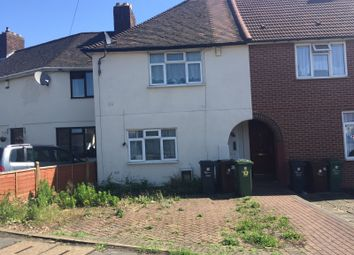 Thumbnail 2 bedroom terraced house for sale in Halbutt Street, Dagenham