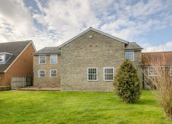 Thumbnail 4 bed link-detached house for sale in Manor Close, Bromham, Bedford, Bedfordshire