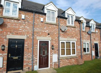 Thumbnail 2 bed terraced house to rent in Levington Mews, Thirsk Road, Yarm