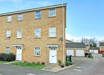 Thumbnail 4 bedroom town house for sale in Covent Garden, Willingham, Cambridge
