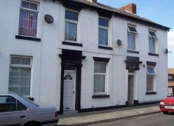 Thumbnail 3 bedroom terraced house to rent in Beresford Street, Blackpool, Lancashire