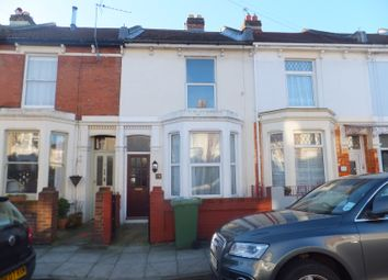 Thumbnail 4 bed terraced house to rent in Wheatstone Road, Southsea, Hampshire