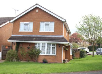 Thumbnail 4 bed detached house for sale in Andrew Close, Stoke Golding, Nuneaton