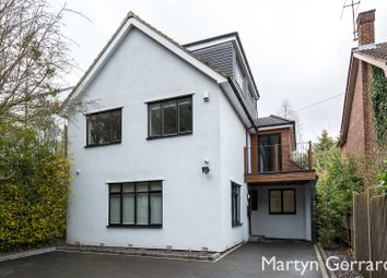 Thumbnail 5 bed detached house for sale in Hendon Wood Lane, Mill Hill, London