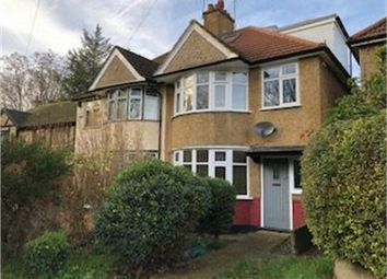 Thumbnail 4 bed semi-detached house for sale in Sidmouth Avenue, Isleworth, Middlesex