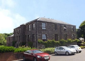 Thumbnail 2 bed flat for sale in Mill Court, Springbank Gardens, Dunblane, Stirlingshire