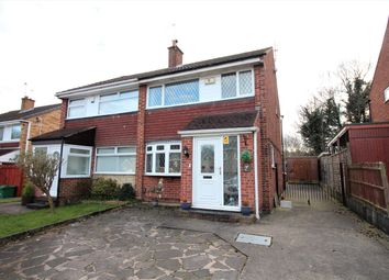 Thumbnail 3 bed semi-detached house for sale in Swigert Close, Nottingham