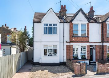 Thumbnail 3 bedroom end terrace house for sale in Beresford Road, New Malden