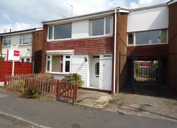 Thumbnail 4 bed terraced house for sale in Drake Court, Stockport, Greater Manchester