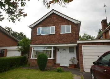Thumbnail 3 bed detached house to rent in Honiton Gardens, Corby