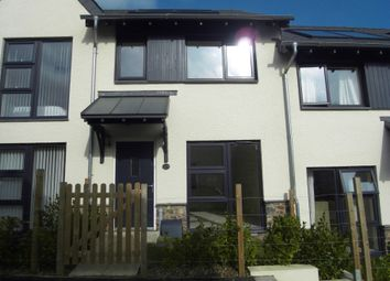 Thumbnail 2 bed terraced house to rent in Tremlette Grove, Dartington, Totnes